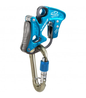 Climbing Technology Alpine Up light blue istítko