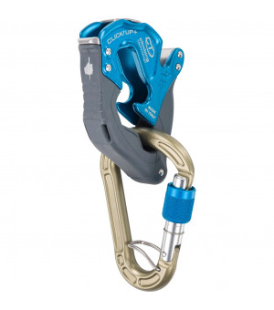 Climbing Technology Click Up Plus blue istítko