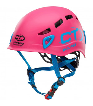 Climbing Technology Eclipse pink/light blue prilba