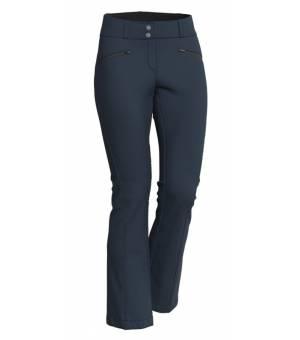Colmar Ladies Softshell Ski Pants Blue Black nohavice