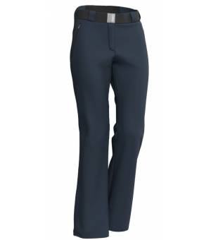 Colmar Ladies Ski Pants With A Belt Blue black nohavice