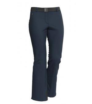 Colmar Ladies Mech Stretch Target Pant Black blue nohavice