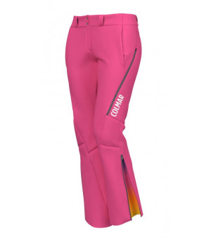 Colmar Ladies Mech Stretch Pant Camelia-Cosmos/Yellow nohavice