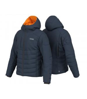 Colmar Wengen M. Down Ski Jacket Blue Black bunda