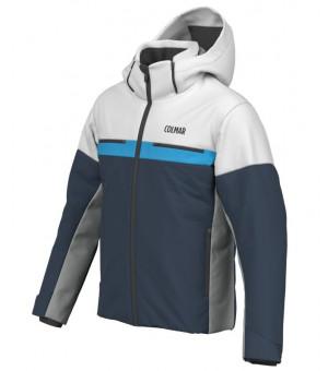 Colmar Greenland M. Down Ski Jacket Blue Black/White bunda