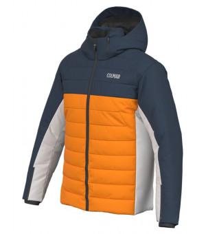 Colmar Kandahar Mens Ski Jacket Orange Pop bunda