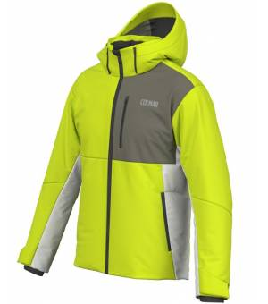 Colmar Mens Whistler Ski Jacket Lime bunda