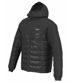 Colmar Mens Jacket With Primaloft® Wadding Black bunda