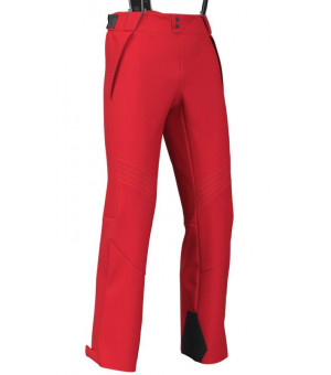 Colmar Mens Slim Ski Salopettes bright red nohavice