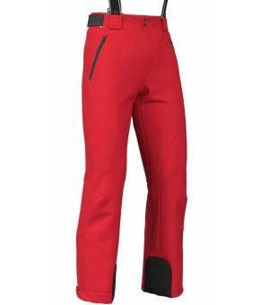 Colmar Mens Slim Ski Salopettes Red nohavice