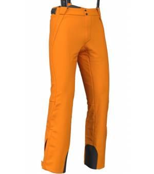 Colmar Mech Stretch Target Mens Salopette Pants Orange Pop nohavice