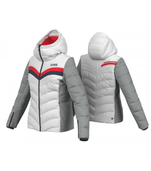 Colmar Courchevel Ski Ladies Jacket Bunda White