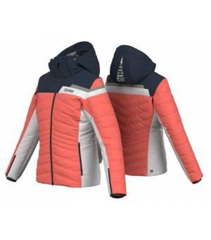 Colmar Niseiko Ladies Ski Jacket Borealis bunda