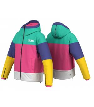 Colmar Ladies Technologic Ski Jacket Camelia bunda