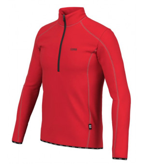 Colmar Mens Thermal Stretch Ski Sweater Red mikina