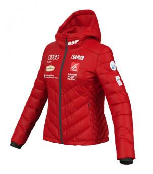 Colmar Replica Ladies Ski Jacket Bunda Red