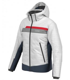 Colmar 3-TRE Mens Ski Jacket White/Blue Black bunda