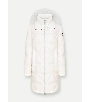 Colmar Ladies Down Jacket Fur Popcorn bunda
