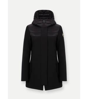 Colmar Ladies Down Jacket Black bunda