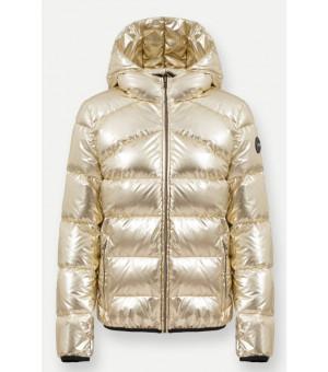 Colmar Research Metallic Ladies Jacket Bunda Rich