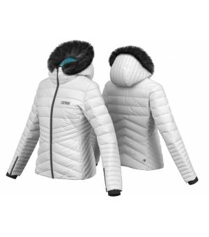 Colmar Fjord Ladies Jacket White bunda