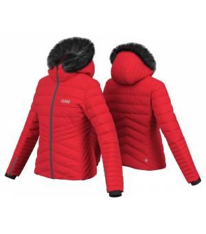 Colmar Fjord Ladies Jacket Red bunda