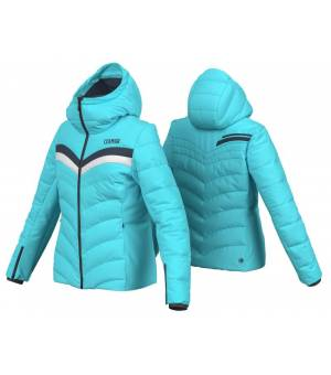 Colmar Courchevel Ski Ladies Jacket Waterblue bunda