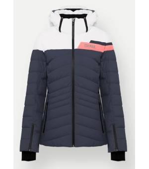 Colmar Niseiko Ladies Ski Jacket Black Blue Bunda
