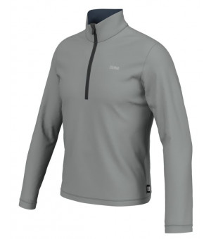 Colmar Mens Half Zip Stretch Fleece Greystone mikina