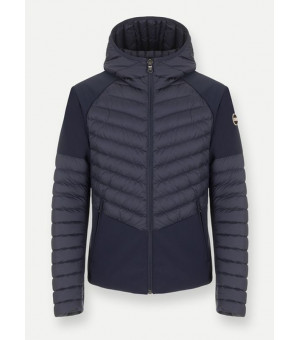 Colmar Mens Down Jacket Navy Blue bunda