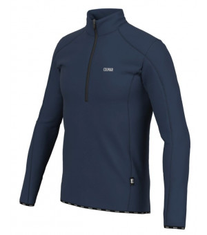 Colmar Mens Thermal Stretch Ski Sweater Navy Blue mikina