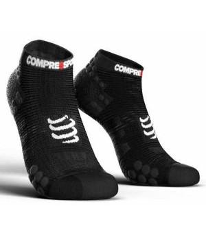 Compressport Run Low V3.0 ponožky čierne