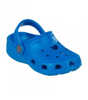 Coqui Clog Big Frog šľapky modré