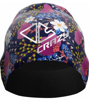 Crazy Idea Spire Thermo W Cap print bouquet čiapka