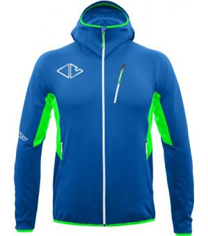 Crazy Idea Viper M Jacket bluette/green fluo bunda