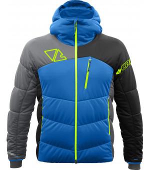 Crazy Idea Backup M Jacket black/bluette bunda
