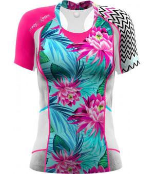Crazy Idea Kinsej T-shirt W aloha tričko