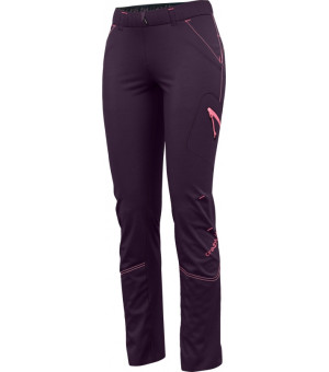Crazy Idea Voyager Light Pant W blueberry nohavice