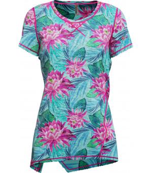 Crazy Idea Aloha T-Shirt W aloha tričko