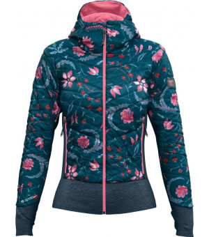 Crazy Idea Skyfall Light Jacket W flower bunda