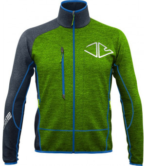 Crazy Idea Aerospace Light M Jacket lime bunda