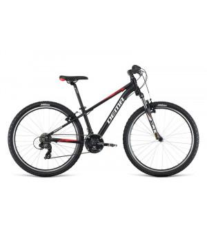 "Dema Racer JR 26"" bicykel čierno-červený 2019"