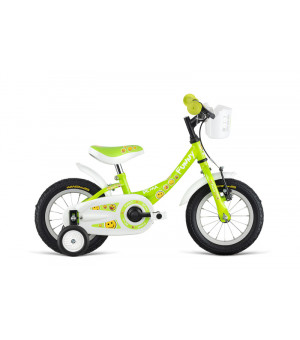 """Dema Funny 12"""" Bicykel Green 2019"""