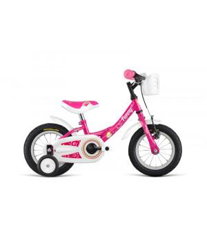 "Dema Funny 12"" Bicykel Pink 2019"