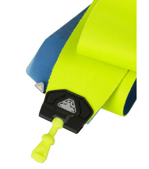 Dynafit Speedskin Speedfit 84 neon yellow pásy