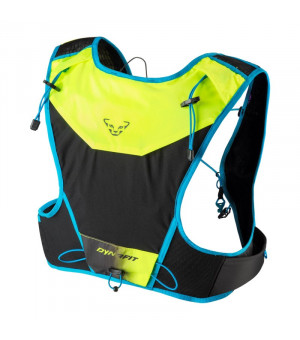 Dynafit Vertical 4 Backpack fluo yellow/blue batoh