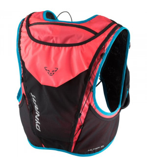 Dynafit Ultra 15 Backpack fluo pink/methyl blue batoh