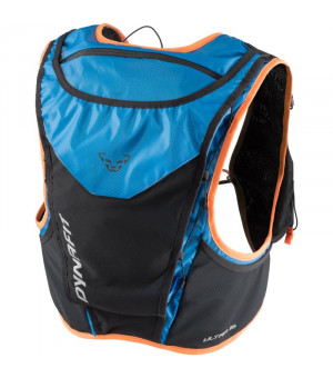 Dynafit Ultra 15 Backpack methyl blue/orange batoh