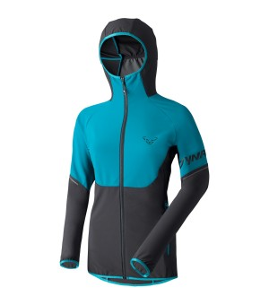 DYNAFIT SPEED WINDSTOPPER W JKT BUNDA modrá