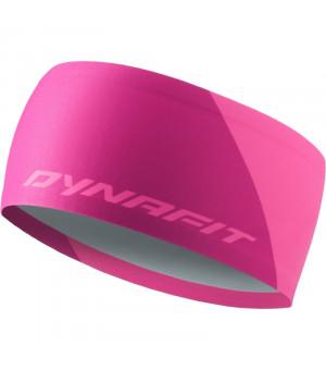 Dynafit Performance Dry Headband fluo pink čelenka